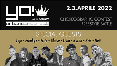 Yo Urban Dance Fest a Cinecittà World