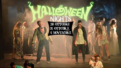 Festa Di Halloween A Roma.Halloween Night La Notte Delle Streghe Cinecitta World