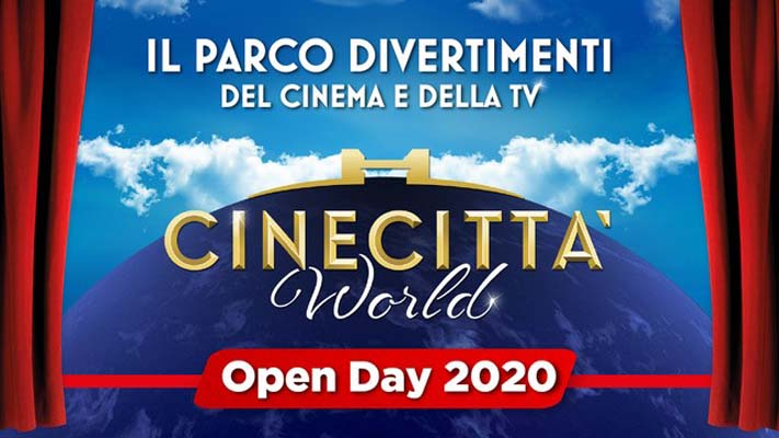 Calendario Eventi Expo 2020.Eventi Parco Cinecitta World